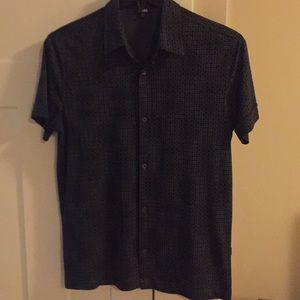 Mexx Grey/black shirt